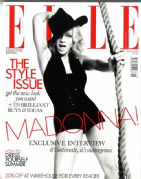 ELLE - COLLECTOR EDITION UK MAGAZINE (MAY 2008)